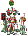 Chistmas Robot
