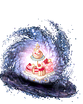 Cosmic cake.