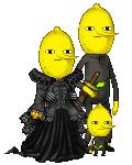 The Lemongrab Family