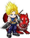 Cloud Strife with
