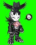 Tribal Demon w/ J