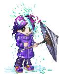 Rain and Purple