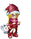 Red Wine Santa