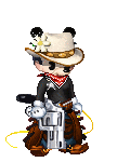 MICKEY MOUSE COWB