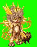 Golden Cat Goddes