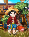 Straw Hat Luffy - One Piece