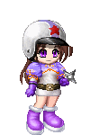 Purple Girly Rang