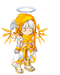 Angel in Gold