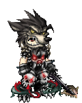 Demon wolfman and
