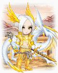 Gold Dragon rider