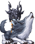 Midna and Wolf Li