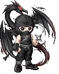 The dark ninja