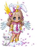 Cute Bunny Angel