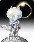 Space cat ! ^ ^
