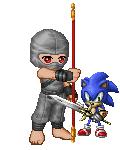 ninja with evil s