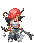 Punk Red keyblade