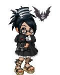 dark little girl