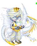 White/Gold Genie