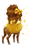 A Golden Steed...