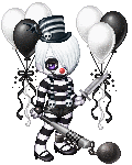 weirdo  mime girl