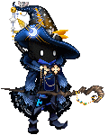 The dark wizard o
