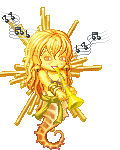 the golden Vuvuze
