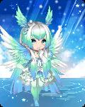 Icy Swan Goddess