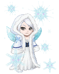 Snow faerie