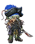 Davy Jones, Keepe