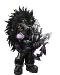 Black Fang Wolf