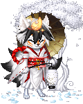 Winter Kitsune