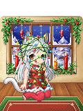 Christmas Neko!