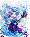 Angry Sea Goddess
