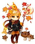 Autumn wanderer.