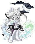 Mystic White Cat