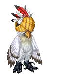 Falcon with falco