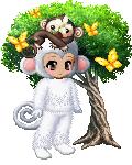 cute little monke