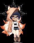 Cream 9 Tails fox