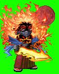 Rage, Fire Form