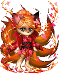 Fire Fox Demon