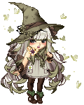 Baby Hedge Witch