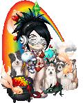 Colorful person