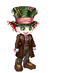 Mad Hatter Woman