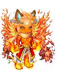 Fire Fox King