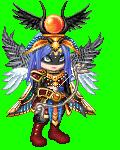 Egyptian War Godd