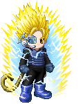 The Blue Saiyan Elite