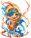 Water and Fire Mage