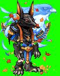 Wolf Godess