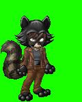 My Fuzzy Raccoon!