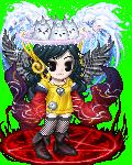 Half-Vampire Girl